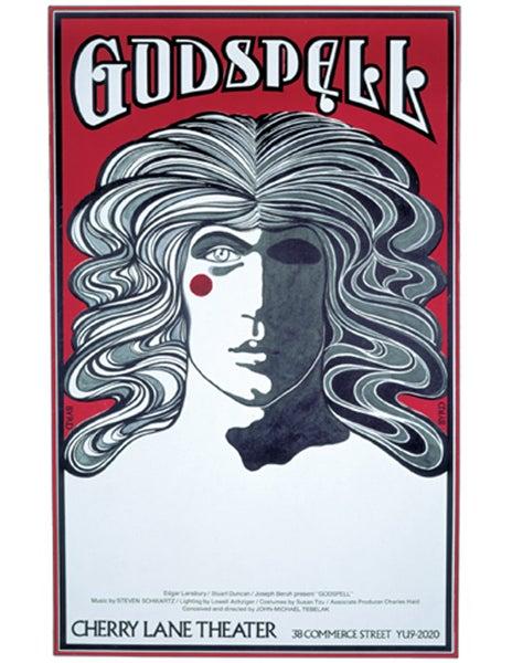 """Image of """"GODSPELL"""" EDGAR LANSBURY - 1971"""