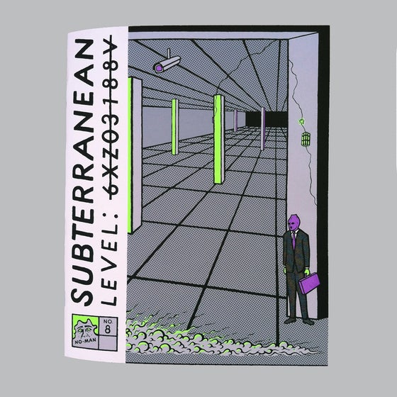 Image of Subterranean Zine/Comic/Book