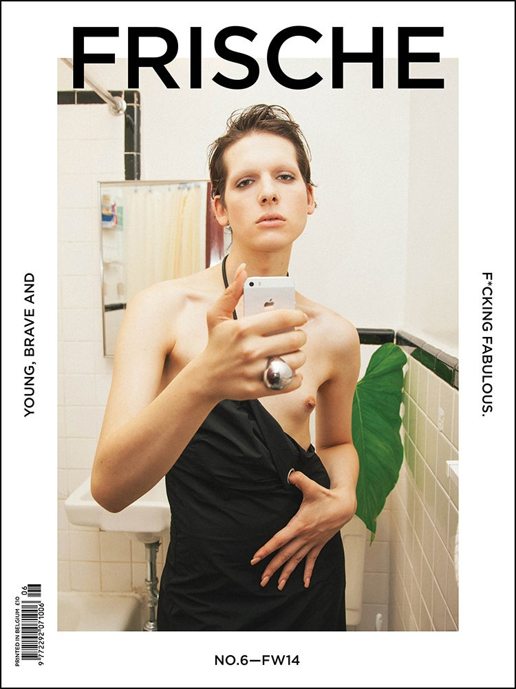 Image of FRISCHE magazine NO.6—FW14