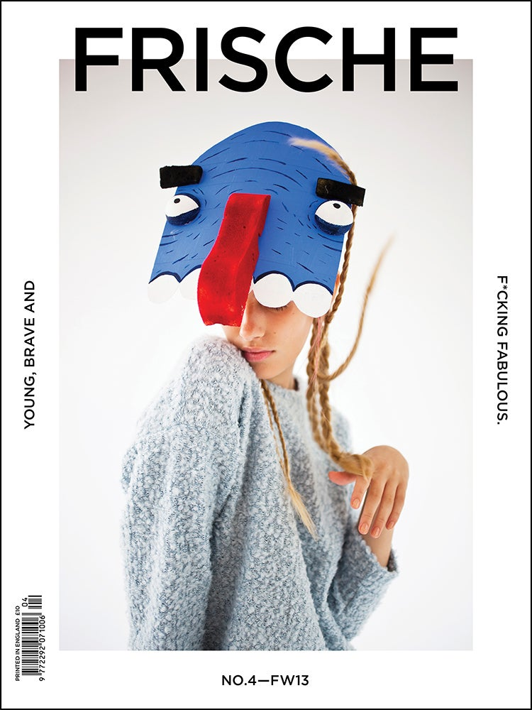 Image of FRISCHE magazine NO.4—FW13