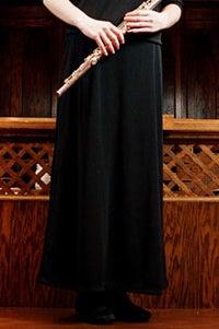 Black Concert Skirt 2