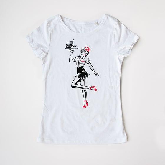 "Image of Chevy ""Pin Up"" Shirt Women"
