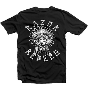 Image of Razor Rebel Tee