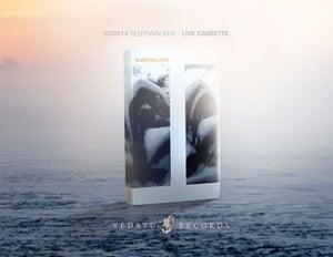 Image of Sleepwalker - Live - Cassette