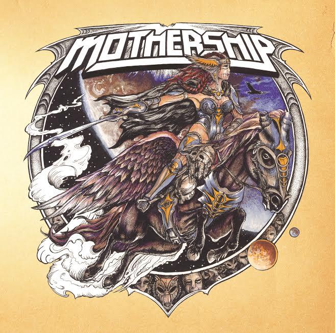 Image of Mothership - II Black Vinyl LP