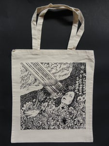 Image of Jex Thoth: Blood Moon Rise tote bag