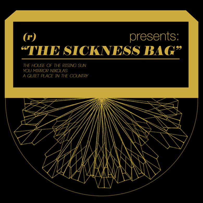Image of (r) The Sickness Bag - LP + download card