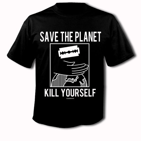 Image of HER(M)ETIC - Save the Planet - Kill Yourself