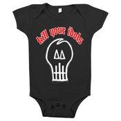 Image of KILL YOUR IDOLS Baby One-piece