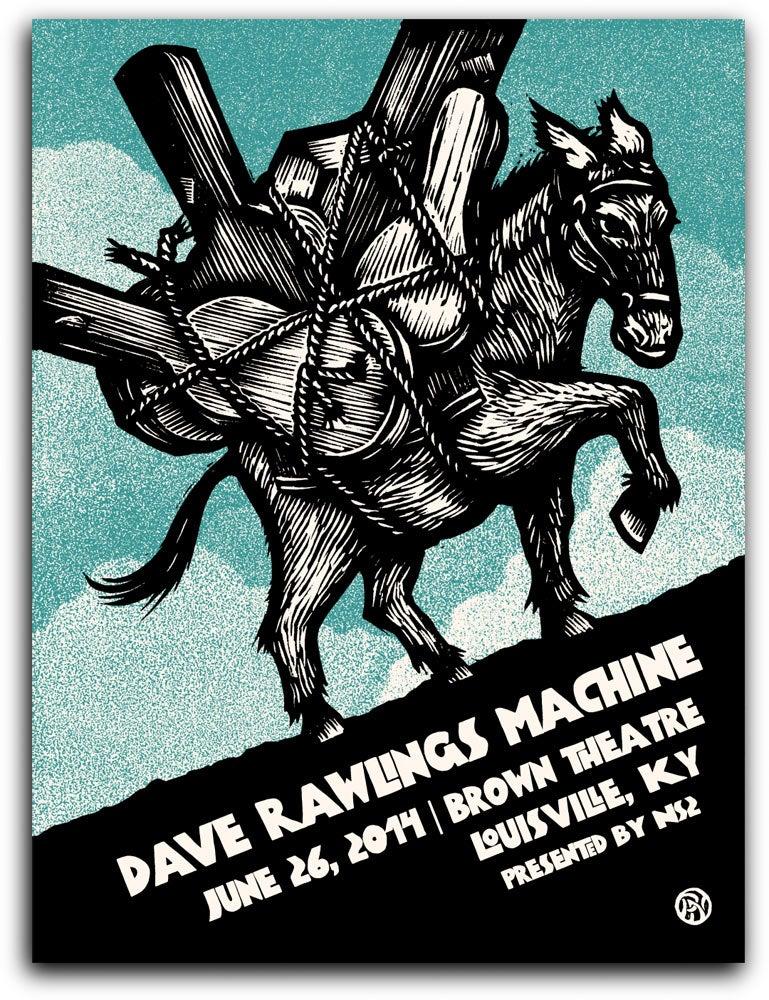 Image of Dave Rawlings Machine Mule
