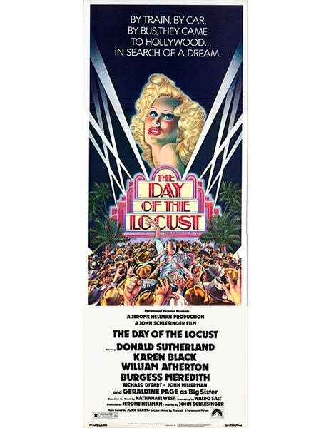 """Image of """"DAY OF THE LOCUST"""" Lobby Card - JOHN SCHLESINGER - 1975"""