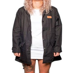 Image of Unisex Woodsman Jacket - Black