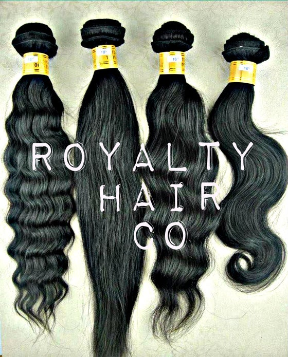 Image of Royalty Hair Goddess Special