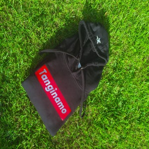 Image of TL RED BOX LOGO HOODIE