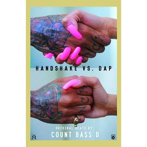 Image of Count Bass D - Handshake Vs. Dap Poster