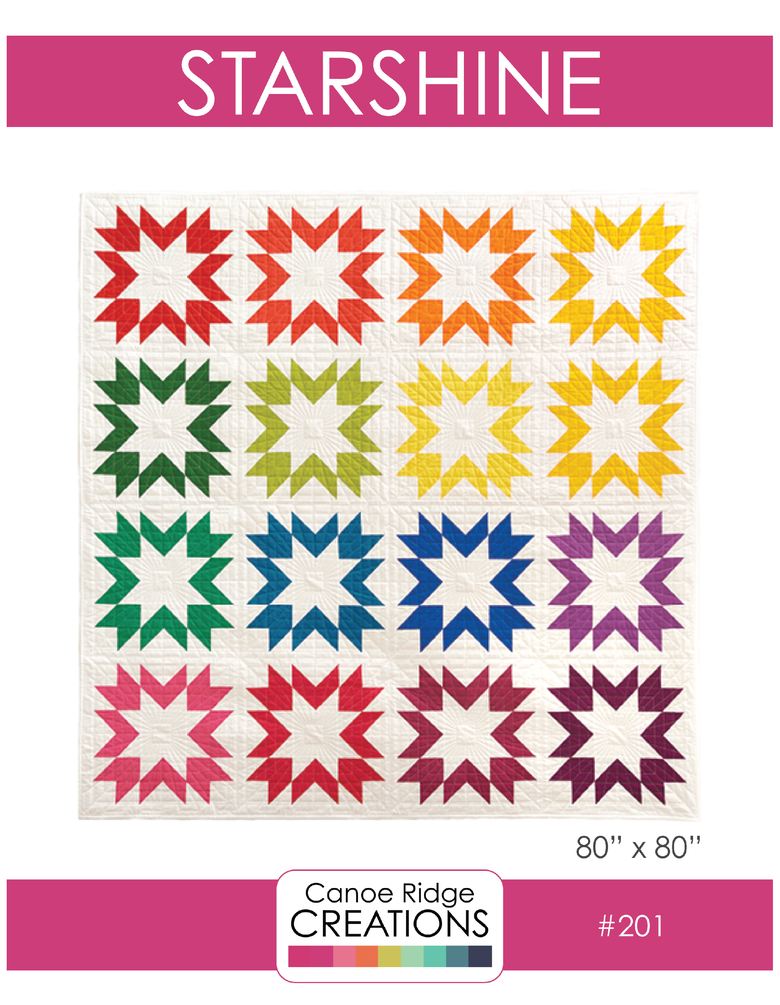 Image of Starshine #201, PDF Pattern
