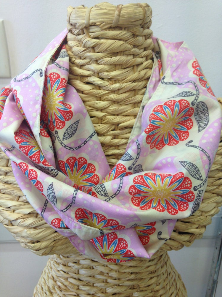 Image of Infinity Scarf - Cell Structure