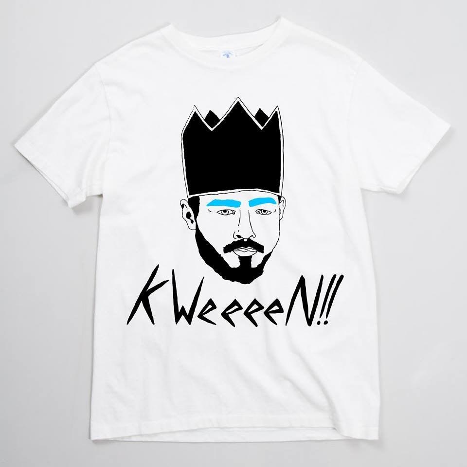 Image of KWEEEEN!! T-Shirt