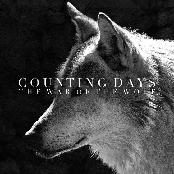 Image of Counting Days - The War Of The Wolf Ltd 12""