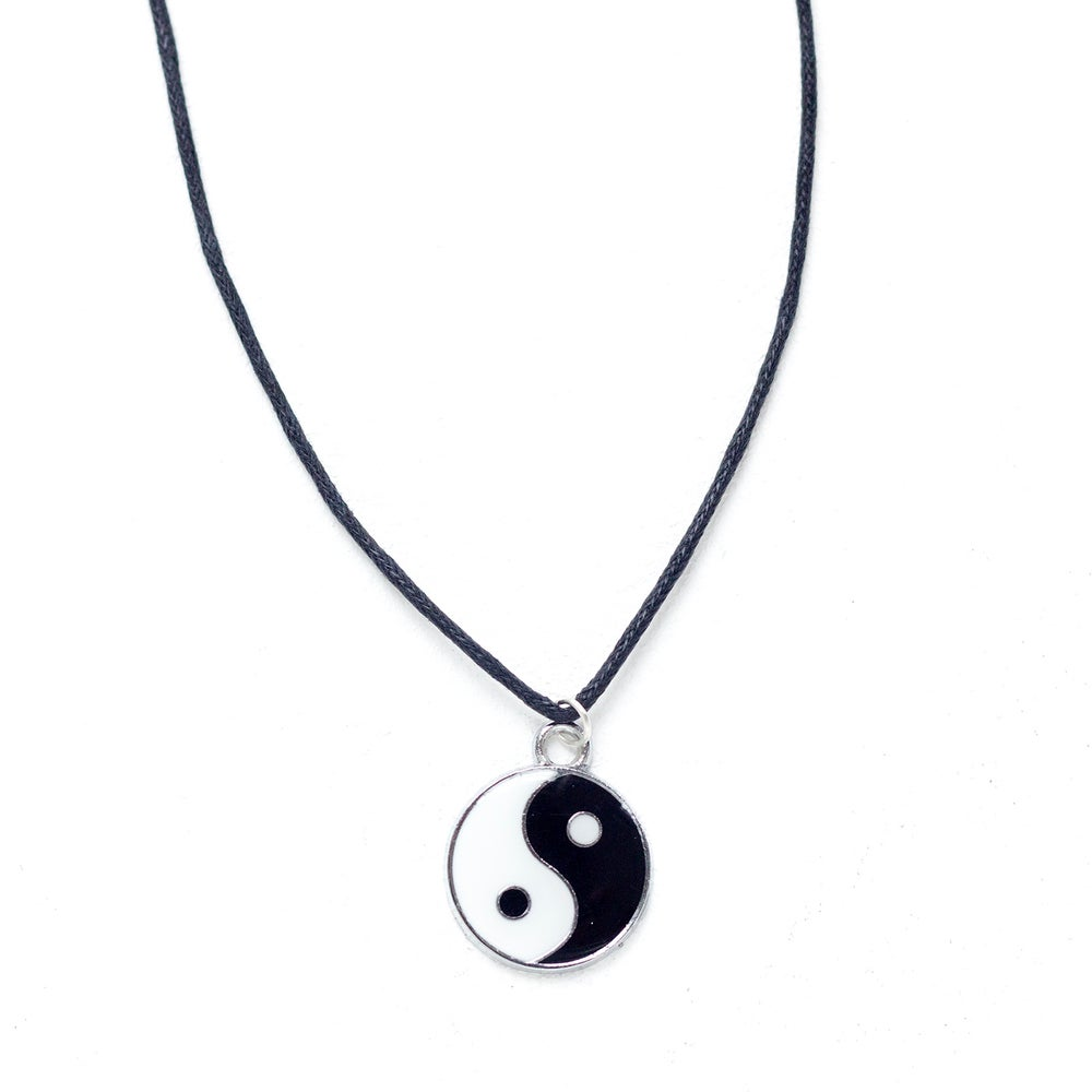 Image of Yin Yang Necklace