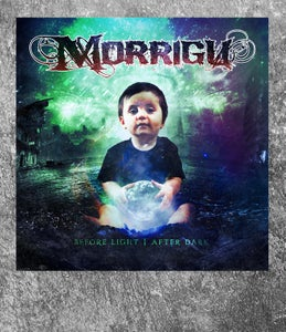 Image of Morrigu Before Light I After Dark CD