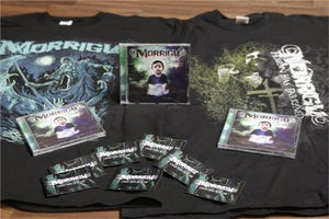Image of 15 years Morrigu anniversary package