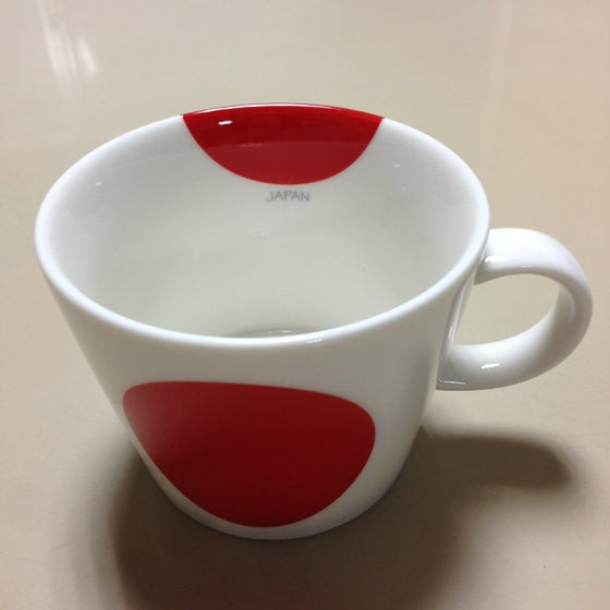Image of Big Hinomaru Tea/Coffee Mug