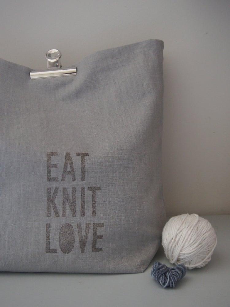 Image of Knit Bag