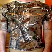 Image of Real Tree Camo Shirt