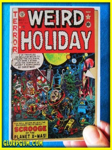 Image of Weird Holiday Cards