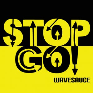 """Image of CD """"Stop Go!"""""""