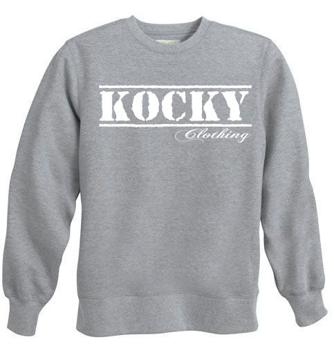 Image of Kocky Crew Neck Sweatshirts