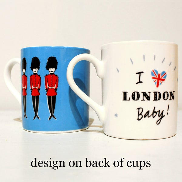 Alice Tait 'London' Espresso Set - Alice Tait Shop