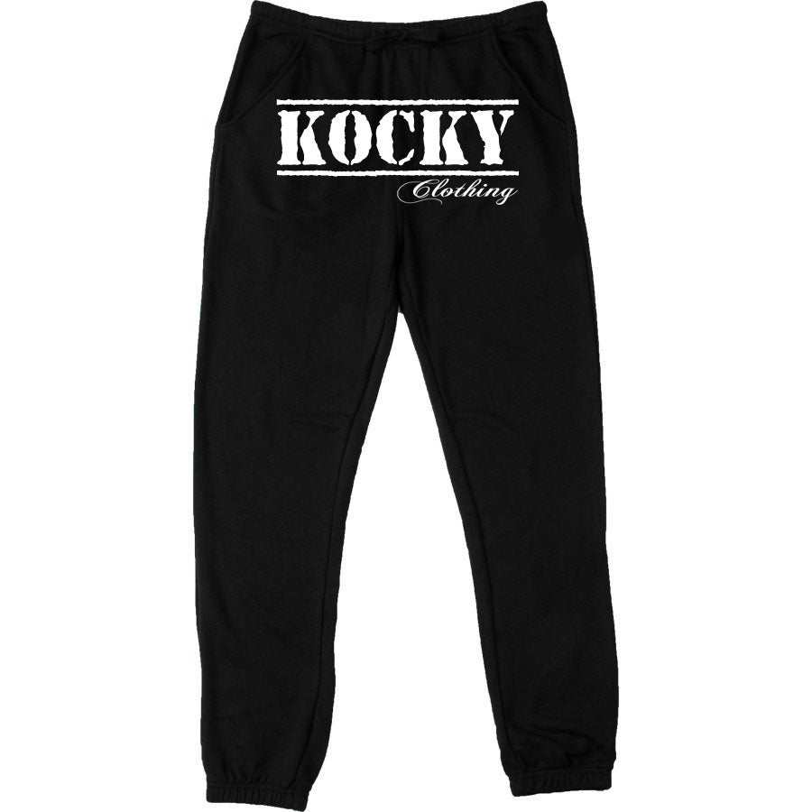 Image of Kocky Logo Jogging Pants