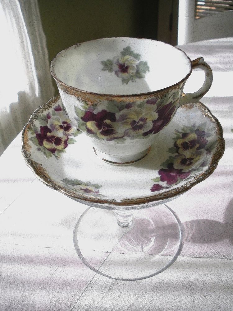 Image of Viola Tea Cup