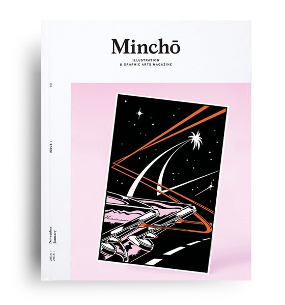 Image of Minchō issue 03
