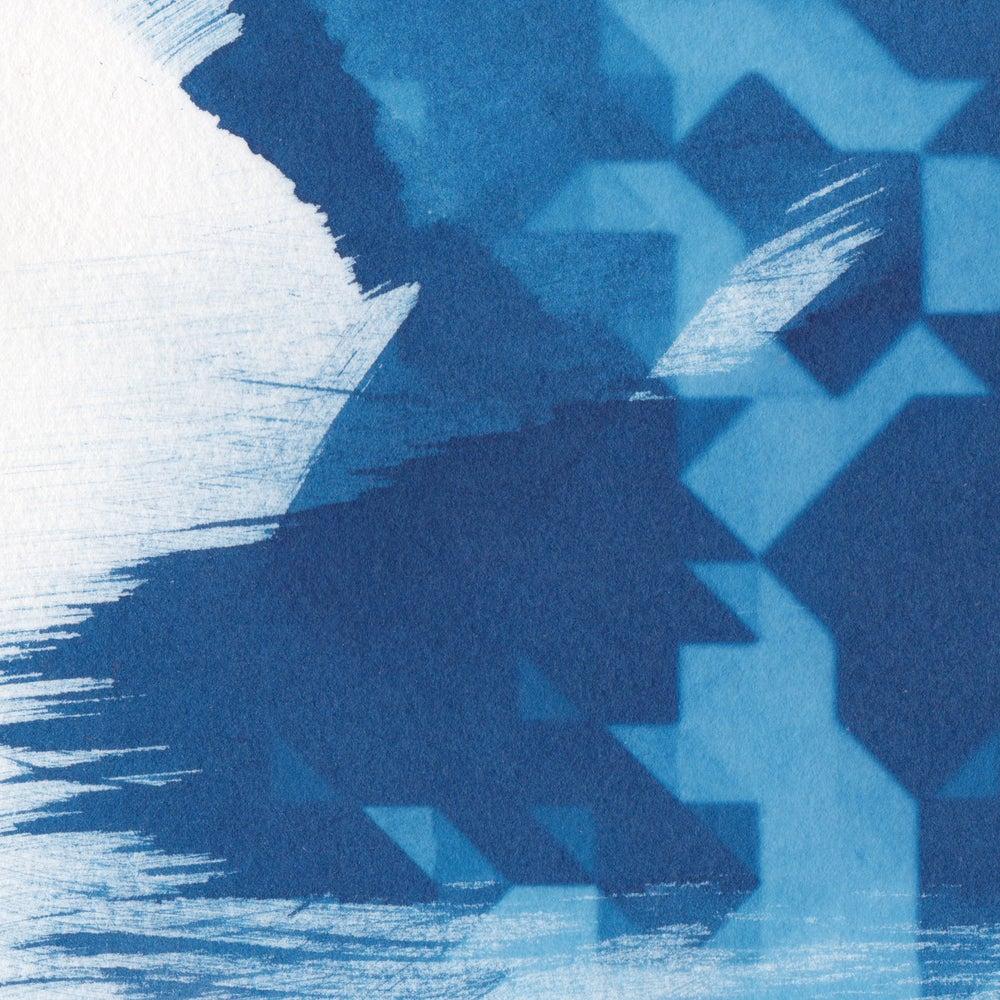 Image of blue fourteen: Henry Plotnick