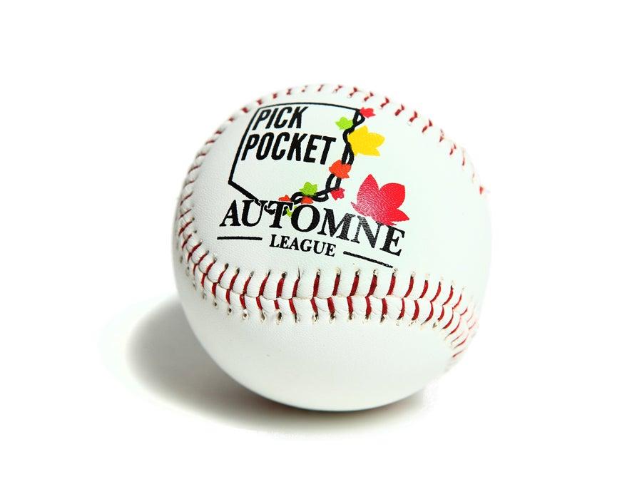 Image of Balle de Baseball Pickpocket