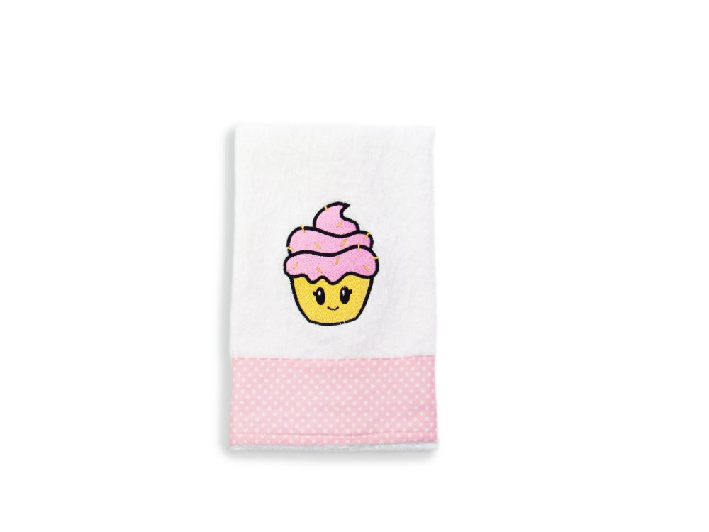 Image of Ms Cupcake Kitchen Hand Towel