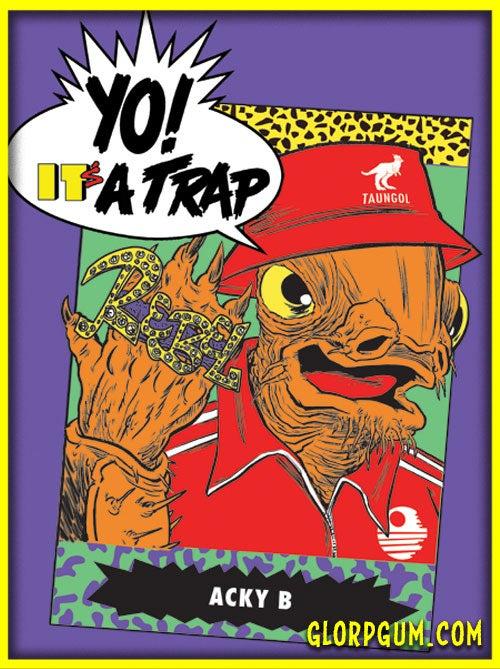 Image of Yo! It's A Trap T-Shirt