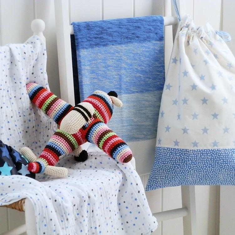 Image of Classic Nursery Baby Boy Gift Box