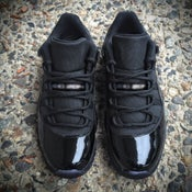 Image of Blackout Jordan 11 low