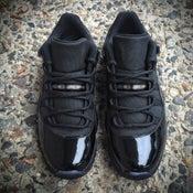 Image of Blackout Jordan 11 low