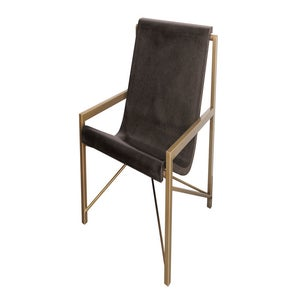 Image of Evia Chair - Charcoal