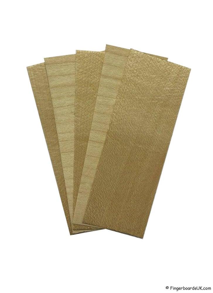 Image of Fingerboard Maple Wood Veneer