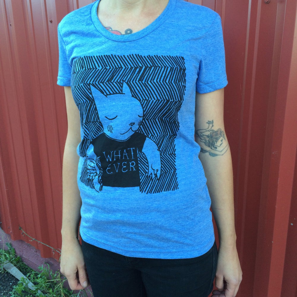 Image of Ladies Whatever Shirt