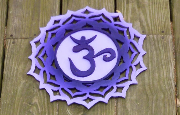 Image of Sahasrara: The Crown Chakra