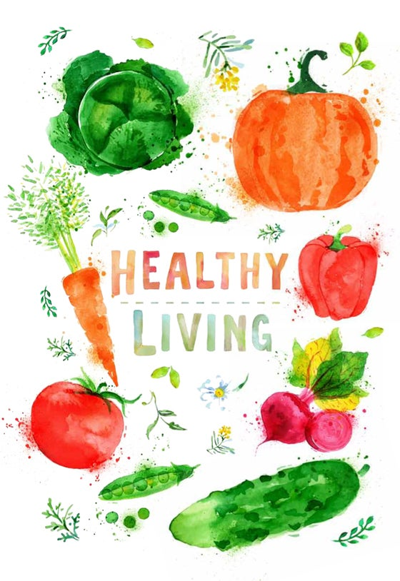 Image of Healthy Living Journal