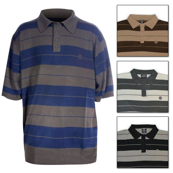 Image of Lowrider Brand Charlie Brown Polo Shirts
