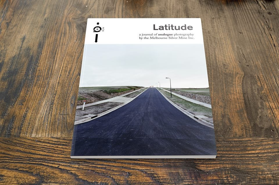 Image of Latitude: a journal of analogue photography. Issue 1